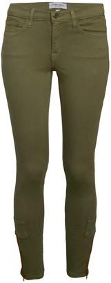 Etienne Marcel Zip-Cuff Skinny Jeans