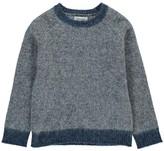 Hartford Two-Tone Shetland Pullover