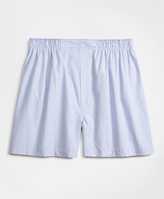 Brooks Brothers Traditional Fit Railroad Stripe Boxers