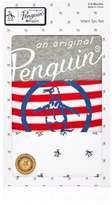 River Island Mini boys stripe Penguin babygrow gift set