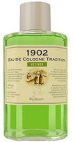 Berdoues 1902 Vetiver Eau de Cologne Tradition Splash for Women, 16 Ounce by