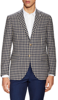 Lubiam Wool Check Sportcoat