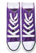 ZZ Socks 3D Sneaker Double Sided Printing Stockings Cushion Socks