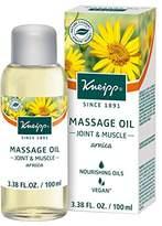 Kneipp Massage Oil,3.38 fl. oz.