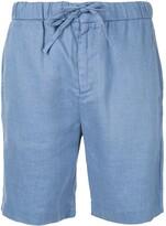 Frescobol Carioca Felipe linen shorts