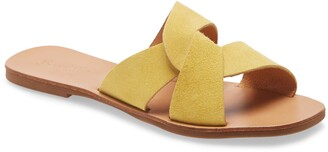 Seychelles Ray of Sunshine Slide Sandal