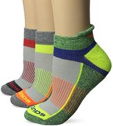 Saucony Women's 3 Pack Inferno Tab Socks