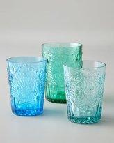 6 Fleur-de-Lis Juice Glasses
