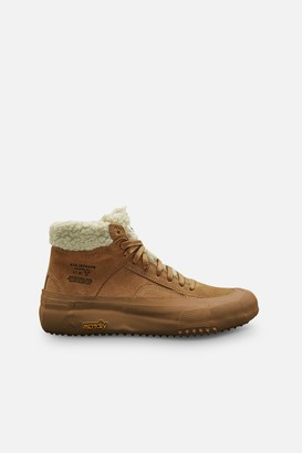 Brandblack Capo Shearling Sneakers