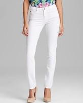 AG Jeans Prima Cigarette Leg in White