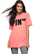 PINK Campus Short Sleeve Tee