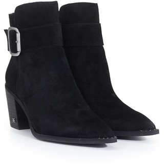 Leonia Ankle Buckle Bootie