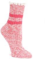 Birkenstock Fashion Slub Lace Socks
