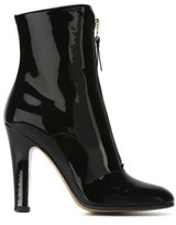 Valentino zipped up boots