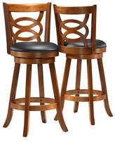 Monarch Two-Piece Interlock-Back Bar-Height Stools
