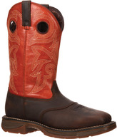 "Durango Men's Boot DWDB037 12"" Western Workin' Rebel"