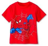 Marvel Toddler Boys' Spiderman T-Shirt - Red