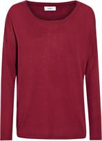 Vince Merino wool-blend top