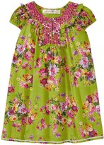 Cupcakes & Pastries Cupcakes & Pasteries Tunic Dress (Toddler/Kid) - Lime Floral - 7
