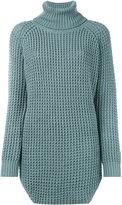 Hope roll neck jumper - women - Cotton/Acrylic - 34