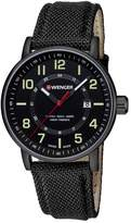 Wenger ATTITUDE DAY&DATE Men's watches 01.0341.111