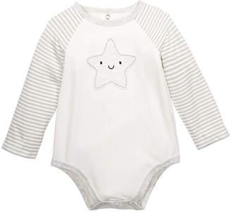 First Impressions Baby Unisex Star Bodysuit