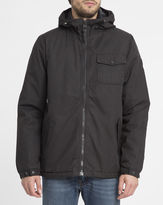 Element Black Freemont Quilted Lining Waxed Parka