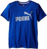 Puma Kids - No.1 Logo Tee Boy's Short Sleeve Pullover