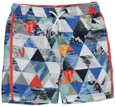 "Nautica Big Boys' ""Kaleidoscope Seas"" Boardshorts"