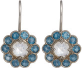 Cathy Waterman Women's Floral Drop Earrings