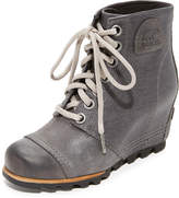 Sorel PDX Wedge Booties