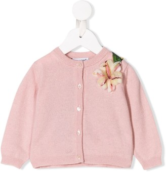 Dolce & Gabbana Lily applique cardigan