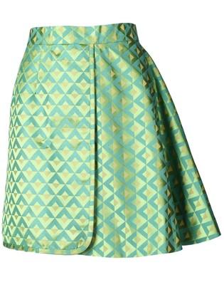 Rue Agthonis Flaner Skirt