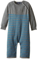 Toobydoo Mr Blue Sweater Knit Jumpsuit (Infant)