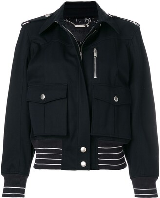 Givenchy Zipped Fitted Jacket