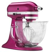 """KitchenAid Cook for the Cure"""" Edition 5-Quart Artisan Design Series Stand Mixer, KSM155GBRI"""