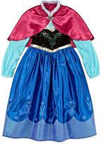 Disney Collection Frozen Anna Dress Up Costume- Girls