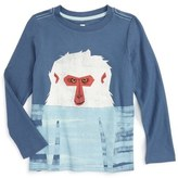 Tea Collection Snow Monkey Graphic T-Shirt (Toddler Boys & Little Boys)