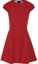 Miu Miu Open-back cady dress