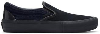 Engineered Garments Navy Vans Edition Classic Slip-On V Sneakers
