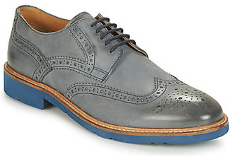 Andre FLOWER men's Casual Shoes in Grey