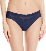 Natori Women's Bliss Perfection Thong Panty