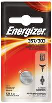 Energizer Silver Oxide Watch/Electronic Battery Size 357BP (Pack of 6)