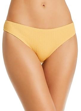 Charlie Holiday Carla Textured Bikini Bottom
