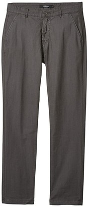 Hudson Jeans Classic Slim Straight Chino (Dark Grey) Men's Casual Pants
