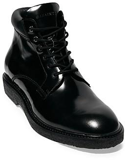 AllSaints Men's Mak High Pollido Lace Up Boots