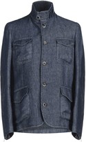 Roda Denim outerwear - Item 42471851