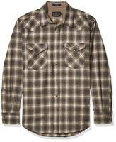 Pendleton Woolen Mills Pendleton Men's Long Sleeve Button Front Classic-fit Canyon Shirt