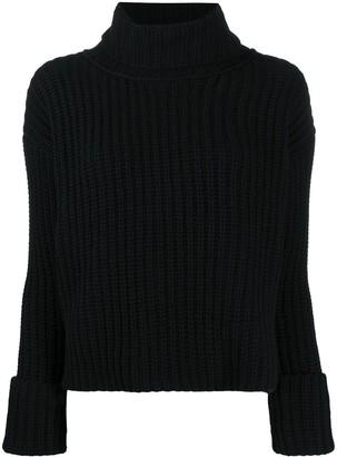 Odeeh Chunky Rib Knit Jumper