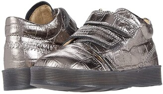 Naturino Falcotto Harlan VL AW20 (Toddler) (Silver) Girl's Shoes